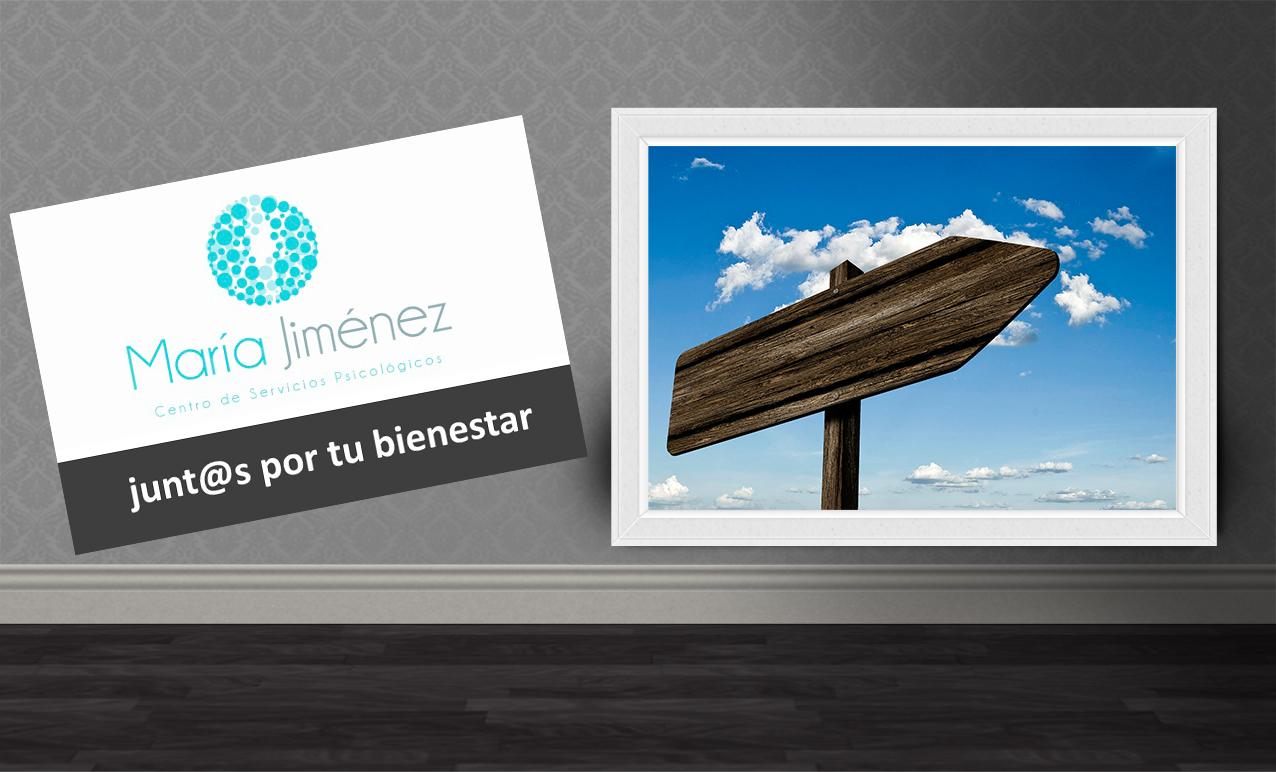 Banner con la tarjeta de Maria Jiménez enlazado a quienes somos