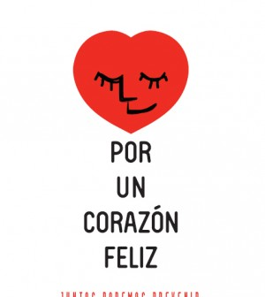 logo de la campaña por un corazón feliz