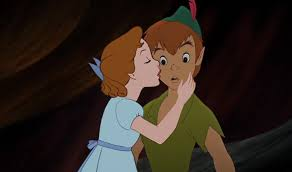 beso wendy peter