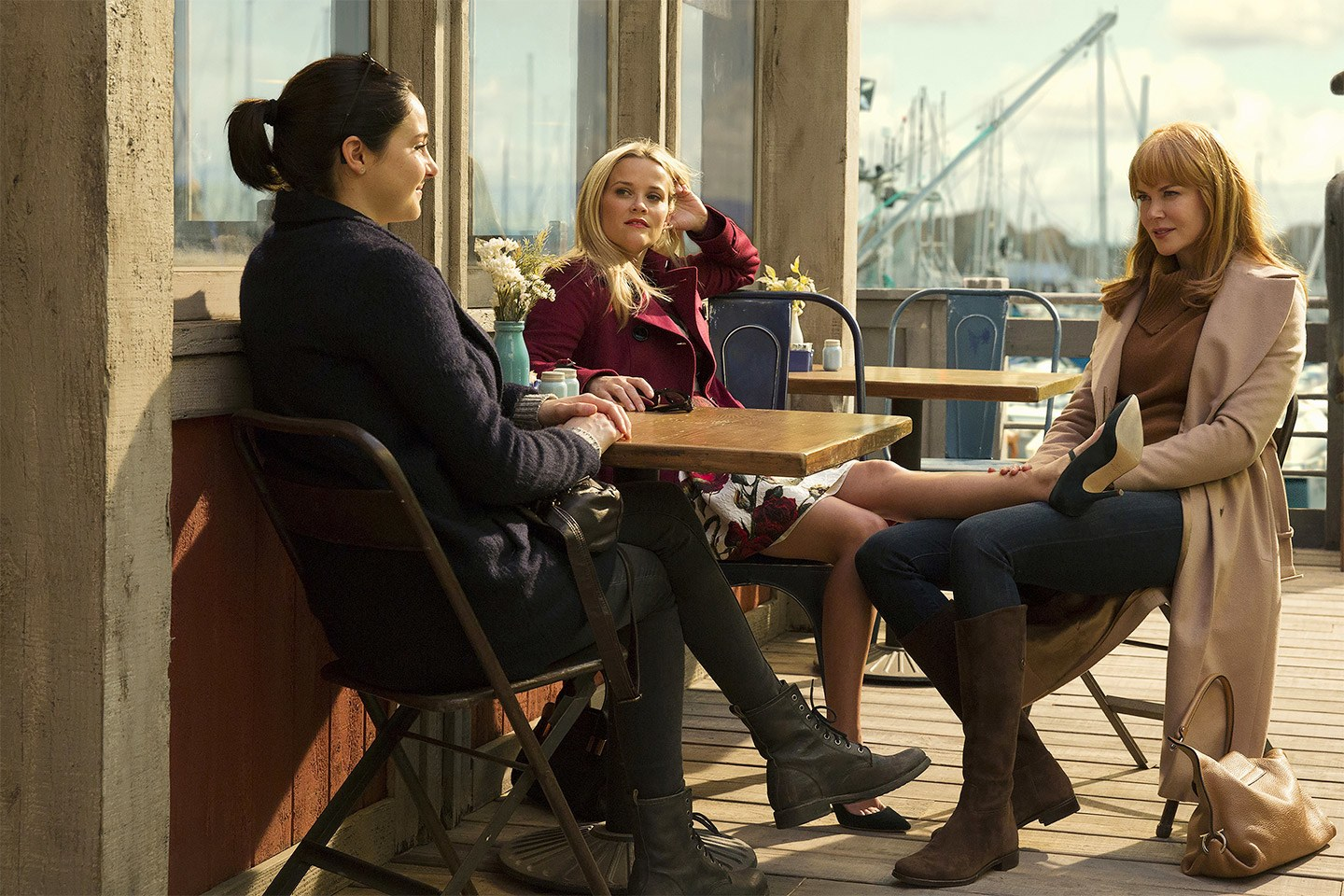 big little lies café